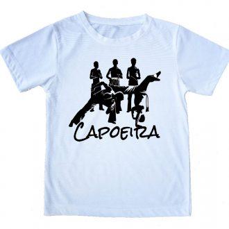 חולצת קפוארה Loca Roda