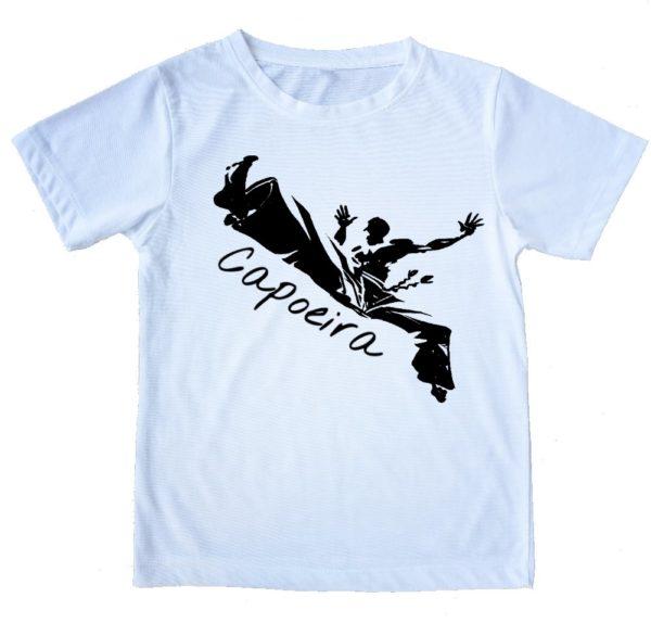 חולצת טישירט מודפסת וואדור קפוארה - זום זום חנות קפוארה