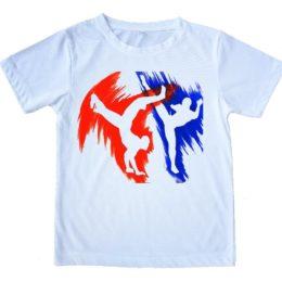 חולצת קפוארה הלוחמים זום זום חנות קפוארה