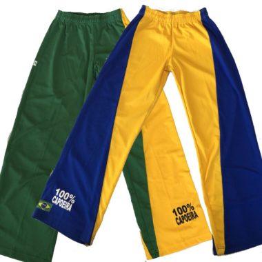 מכנסי קפוארה ואימון 100% Capoeira